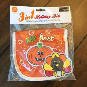 Other - 3 in 1 holiday bib set